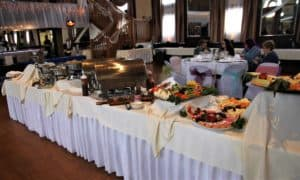 Bridal Show and Wedding Menu Tasting