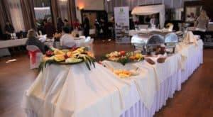 Bridal Show and Wedding Menu Tasting